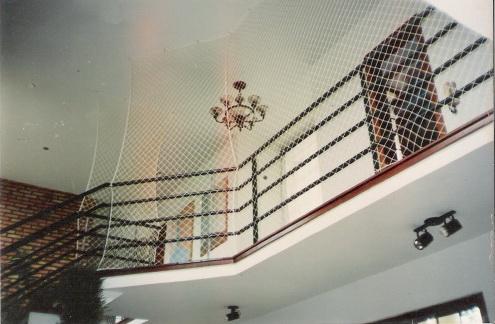 Rede de Proteção para MezaninoRede de Proteção para Mezanino
